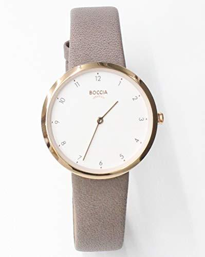 Boccia 3315-03 Montre pour Femme