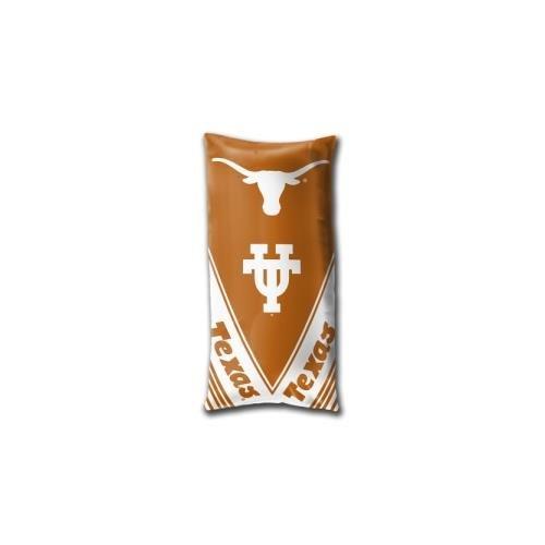 Texas Longhorns Body Pillow - Amirshay, Inc. Texas Longhorns NCAA Folding Body Pillow (2-Pack)