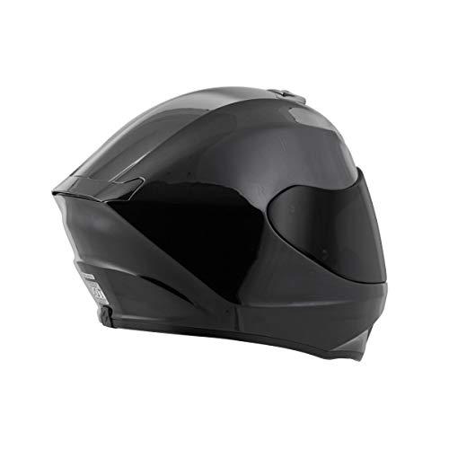 Scorpion EXO-R420 Helmet (LARGE) (BLACK)