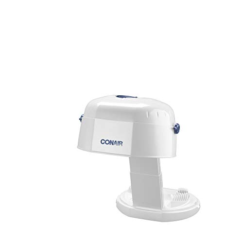 - Conair Pro Style Collapsible Bonnet Hair Dryer, White