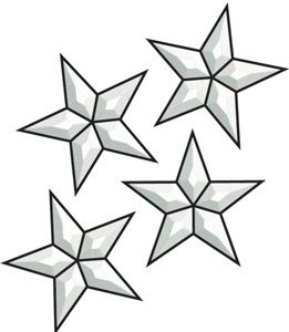 Small Star Bevel Clusters