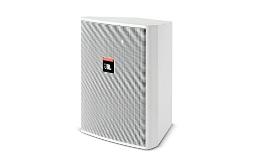 JBL Control 25AV-WH Indoor Outdoor Speaker Monitor 5.25 Inch Woofer Control Contractor Series Priced and sold as a Pair