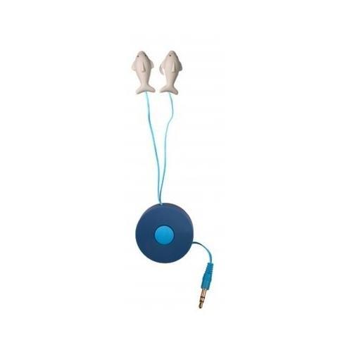 Streamline 4330971880 Retractable Dolphin Headphones product image