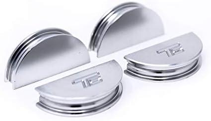 Torque Solution Valve Cover Cam Seals Fits Subaru WRX//STI//FXT//LGT 02-06 Silver