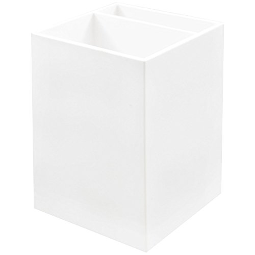 JAM Paper Pen Holder - White - Sold Individually