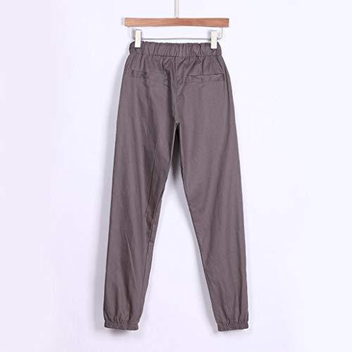 Donna Grau Jeanshosen ITISME Jeans Impero pYUqwx