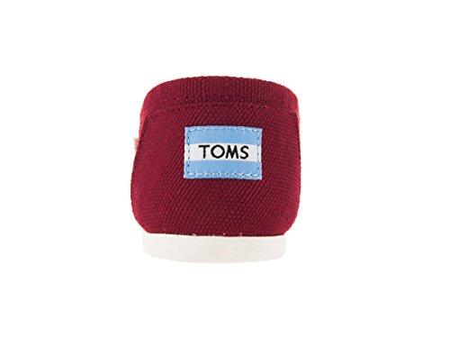 Fazzoletto Da Donna In Tessuto Rosso Classico Di Toms