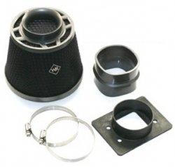 Weapon-R 310-112-101 Gunmetal Color/Black Foam Adapter Kit (Secret 98-03 Ford Filter)