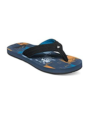 Quiksilver Basis Youth Flip-Flop (Little Kid/Big Kid)