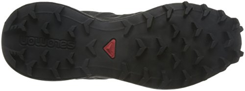 Trail 4 noir Speedcross Running Calzado Salomon noir de Mujer noir EaXwqnpSx
