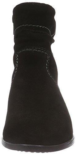 25005 Schwarz 001 Black Damen Stiefeletten Tamaris gAwqOTT