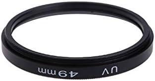 49mm Universal UV Ultraviolet Lens Protection Filter For Multiple Camera L3EF Store-Decorative