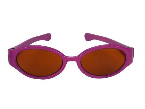 18 Inch Doll Sunglasses, Pink Plastic Doll Sunglasses for 18 Inch Doll Fit 18 Inch American Girl Dolls & More! by Sophia's, Magenta - Sunglasses And More