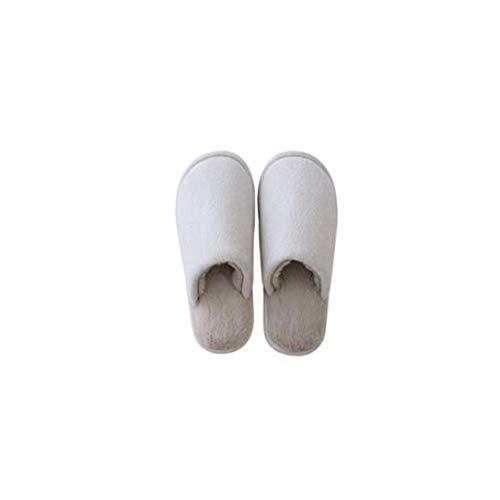 E Invernali Uomini Spessa La Casa Casalinghe Con Scarpe Calde Di Furry Cotone Suola Zhangxlaa A Coppie b Per Donne Indoor Pantofole gfUxOU6