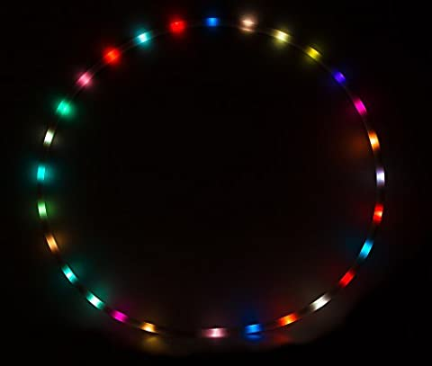 LED Hula Hoop 36