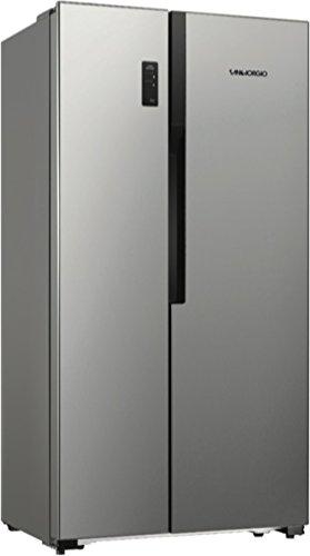 SanGiorgio sb54nfxd Libera installazione 518L a + acciaio ...