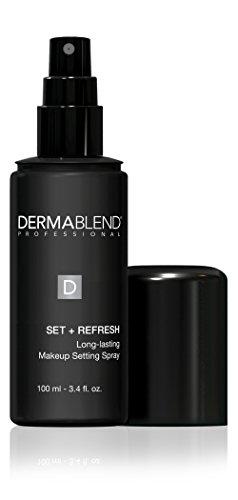 Dermablend Makeup Setting Spray, 3.4 Fl Oz