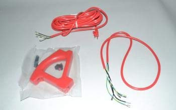 TRV Cord KIT-9300G/2500 3/Wire Commercial UPR Includes Handle Grip Switch Lead Cord and Cord # 97561101 by TRV