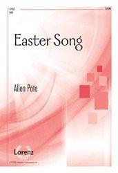 Easter Song - SAB - Sheet Music