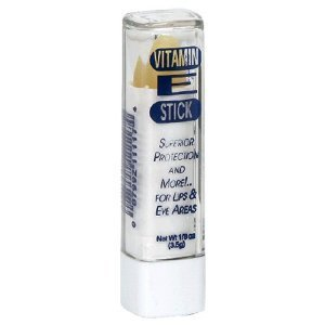 Reviva Labs Vitamin E Stick -- 0.125 oz by Reviva 0.125 Ounce Stick