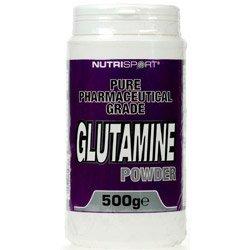 (3 PACK) - Nutrisport - Glutamine Powder NSP-GP500 | 500g | 3 PACK BUNDLE
