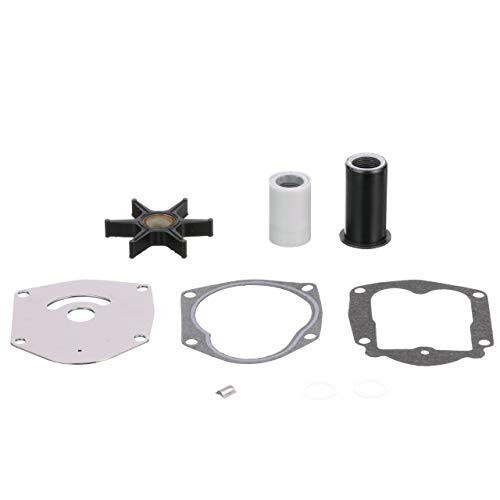 - Quicksilver Water Pump Repair Kit 821354A2 - Outboards - for Mercury or Mariner 40 HP Through 50 HP, 4-Stroke Outboards