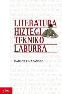 Descargar Libro Literatura Hiztegi Tekniko Laburra Karlos Linazasoro Izagirre