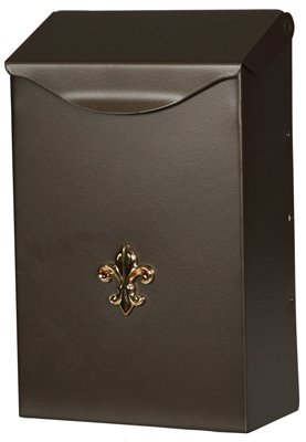 Gibraltar Mailbox City Classic 9.75'' X 6.25'' X 3.25'' Brz by Solar Group, The