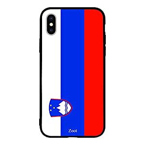 iPhone XS Slovenia Flag