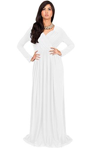 empire white dress - 8