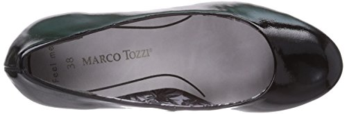 Marco Tozzi 22429 Damen Pumps Schwarz (Black / 1)