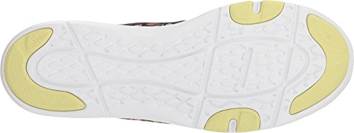 ASICS Womens Gel-Fit Yui L.E. Shoes, Size: 9.5 B(M) US, Color Black/Limelight/Silver by ASICS (Image #2)