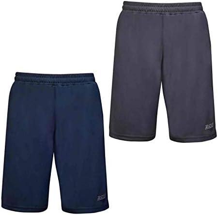 schwarz DONIC Shorts Finish Optionen L
