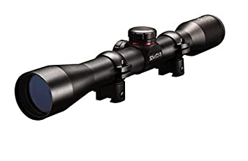 simmons 22 mag. simmons .22 mag truplexreticle riflescope with rings (black matte, 4x32-mm) 22 o