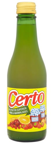 Certo - Apple Pectin Extract For Superior Jams & Marmalade - 250ml Pavilion DV5203tx
