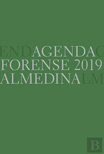 Agenda Forense 2019 Bolso (Verde) (Portuguese Edition ...