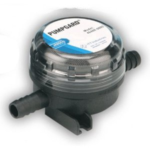 - Jabsco 46400-0000 Inline Toilet Pump Strainer 3/4