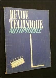 Amazon kindle télécharger des livres au Royaume-Uni Revue technique automobile, n° 97, mai 1954 PDF FB2 B007Z024UC