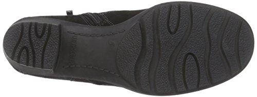 ara Avignon - botas de caño bajo de cuero mujer negro - Schwarz (schwarz -68)