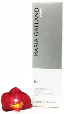 Maria Galland Gentle Cleansing Milk 61, 200ml|6.7oz
