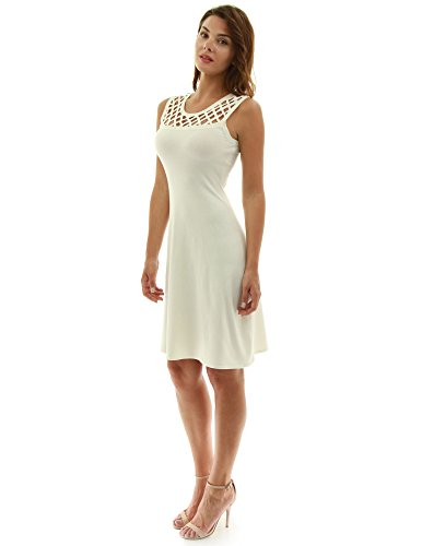 ivory dress - 3