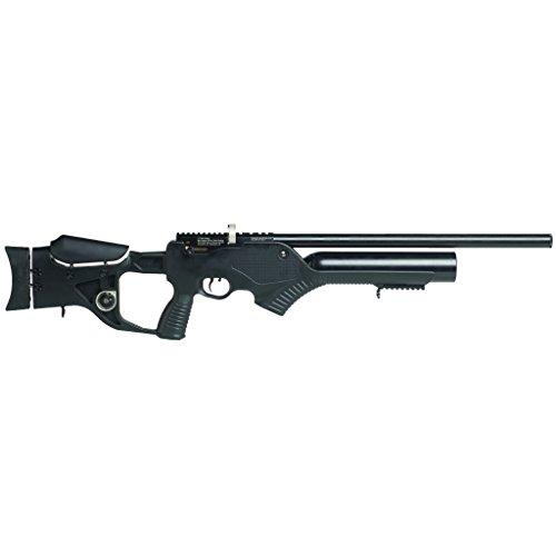 Hatsan Barrage 22 - Semi Auto PCP Rifle, Black