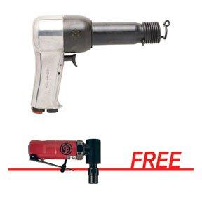 Hammer Heavy Gun Duty Zip (CPT717G Chicago Pneumatic 717G Zip Gun® 1800 BPM 7immik9w4t6 Extra Heavy-Duty Air la2f3tnt6z Hammer w/FREE