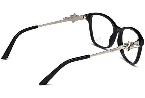 Montures Optiques Swarovski SK5120 C53 001 (shiny black / )