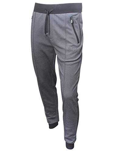 Hugo Boss Men's Tracksuit Pants 10166548 01, Black, -
