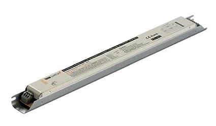 Plafoniera Con Reattore Elettronico : Alimentatore elettronico per lampada neon 2x36w tecnoswitch