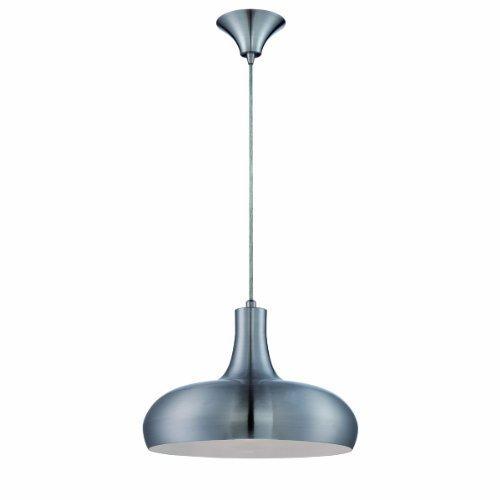 Eurofase 25687 Una 1-Light Pendant, Aluminum by EuroFase