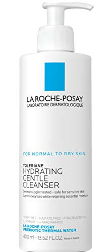 LA ROCHE-POSAY Toleriane Hydrating Gentle Cleanser