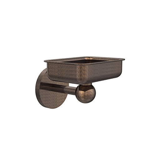 Allied Brass 1032-VB Skyline Collection Wall Mounted Soap Dish Venetian Bronze