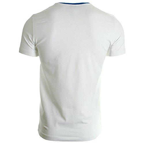 Le Coq Sportif Tri Lf Tee SS White, T-shirt